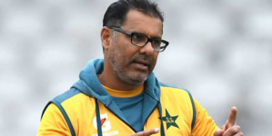 Waqar 'delighted' after induction in PCB's Hall of Fame