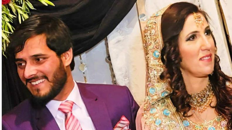 American woman ties the knot with Pakistani TikToker