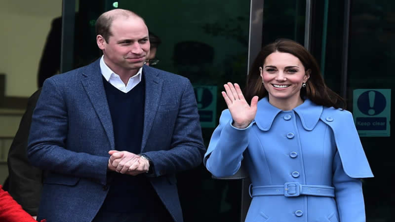 How Kate Middleton won over Prince William with her cheeky sense of humour