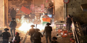 US expresses 'serious concerns' about violent clashes in Jerusalem