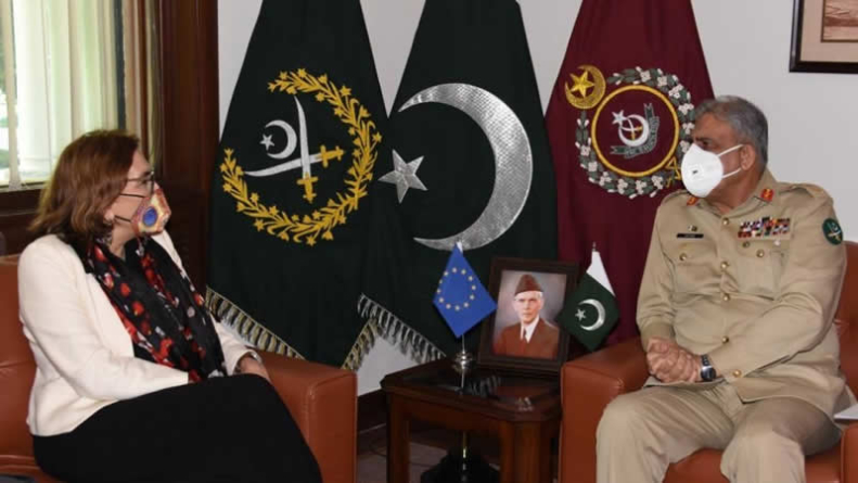 Pakistan desires strong ties with EU: Bajwa