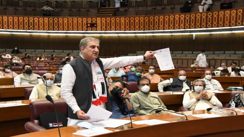 FM gives call for protests against Israeli atrocities on Friday