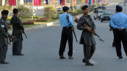 Mob attacks police station in capital