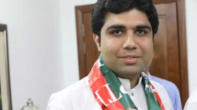 A PTI MPA threatened an official in leaked telephone call and we're wondering what's going on