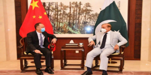 Shehbaz Sharif meets Chinese, British envoys in Islamabad