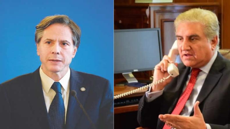 Pakistan wants broad-based partnership with US, Blinken told