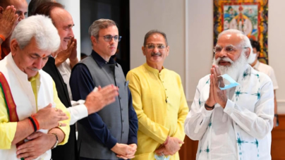 Indian PM Narendra Modi seeks to spruce up image with Kashmir meet