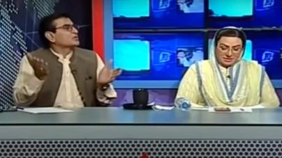MNA Qadir Khan Mandokhel to file complaint against Firdous Awan for assaulting him