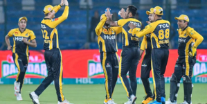 Peshawar Zalmi through to PSL 2021 final after beating Islamabad United