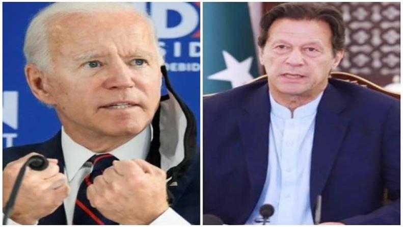 'Internal review' delays Biden-Imran contact