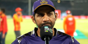 Sarfaraz Ahmed Highlights reason behind Quetta Gladiators' poor Campaign