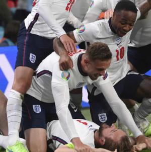 England Beats Denmark for a Spot in Euro 2020 Final