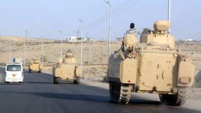 26 Killed as Attacks Rock Egypt's Sinai
