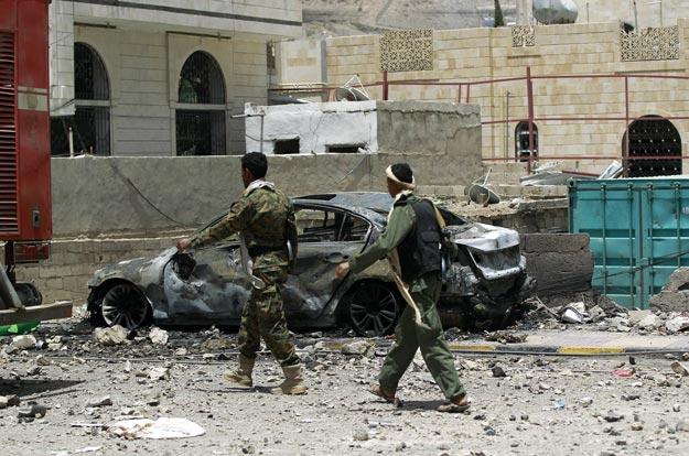 Yemen Claimed by IS
