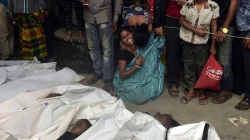 69 Dead After Bangladesh Ferry Sinks After Collision
