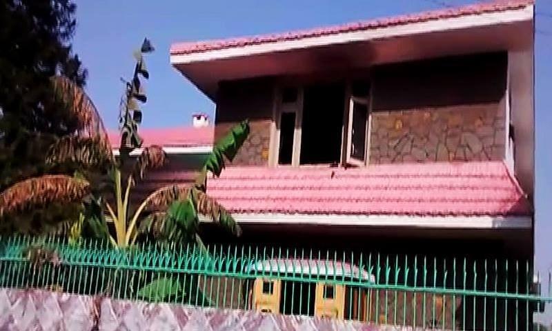 Rawalpindi House Fire