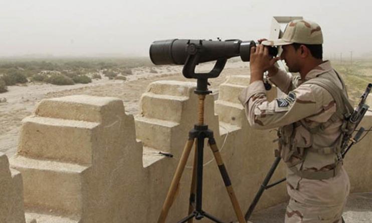7 Injured as Iranian Border guards fire rockets in Balochistan's Kech