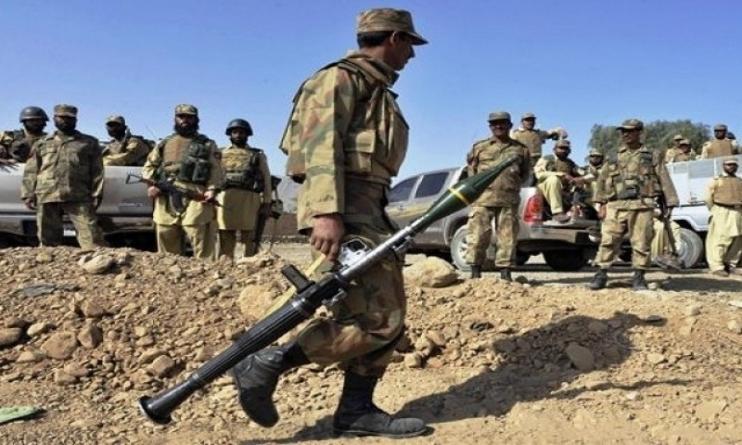 8 Militants Killed in Datta Khel Clash