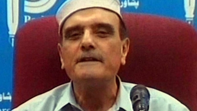 ANP Leader Azam Khan Hoti Passes Away