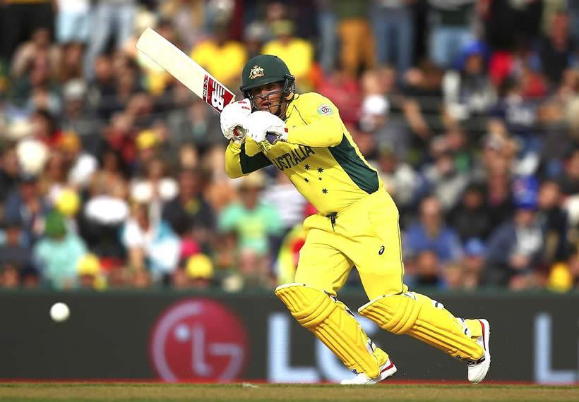 Aaron Finch Cricket Player