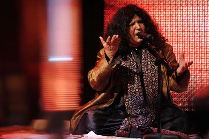Abida Parveen Singer