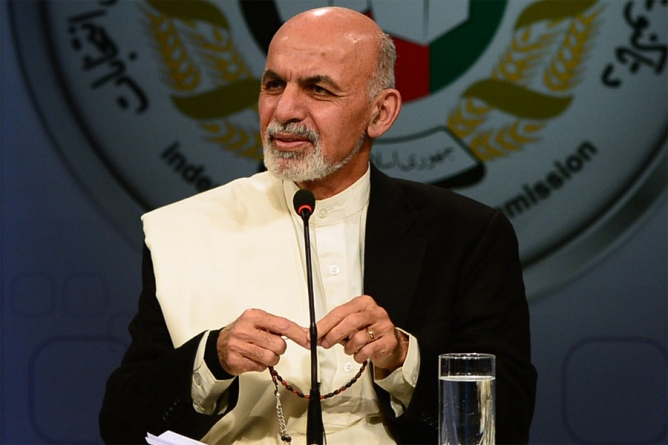 Afghan President Ghani Arrives Pakistan today