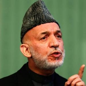 Afghanistan Won't Allow Proxy India-Pakistan War: Karzai