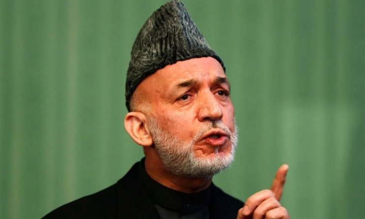 Afghanistan Won't Allow Proxy India-Pakistan War: Karzai