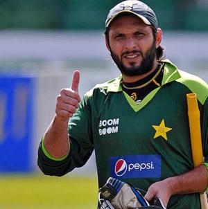 Shahid Afridi Joins Northants for T20 Blast