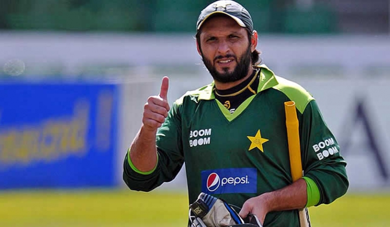 Shahid Afridi Joins Northants for T20 Blast