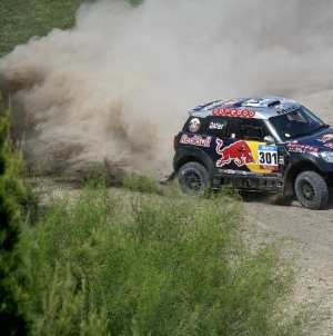 Al-Attiyah Stripped of Dakar Win and Arrivederci Roma
