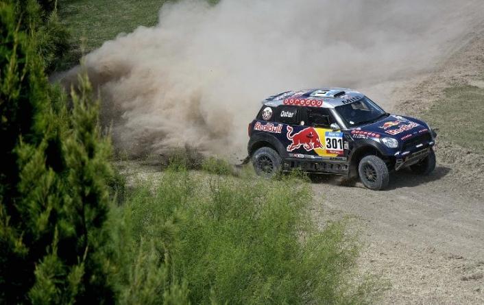Al-Attiyah Stripped of Dakar Win and Arrivederci Roma