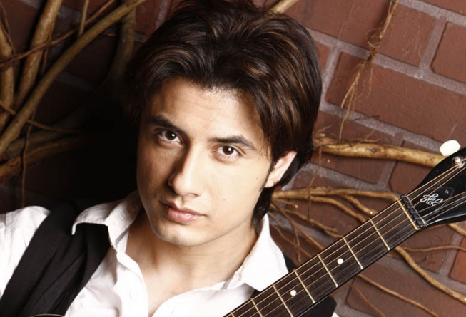 Ali Zafar to Paint Graffiti for the Promotion of 'Kill Dil'