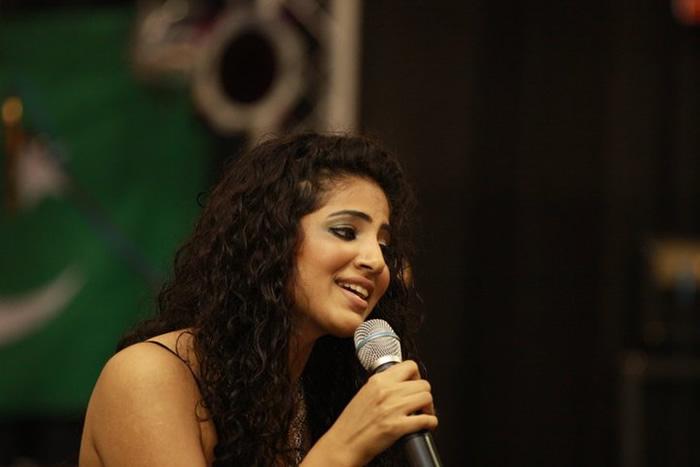 Annie Pakistani Singer