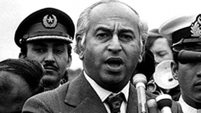 Anniversary of Zulfikar Bhutto and Obituary of Education in Rural Sindh