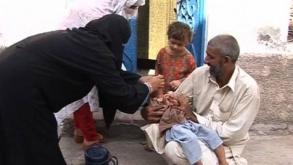 Anti-polio Campaign Begins in South Waziristan