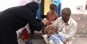 Anti-polio Campaign Begins in South Waziristan