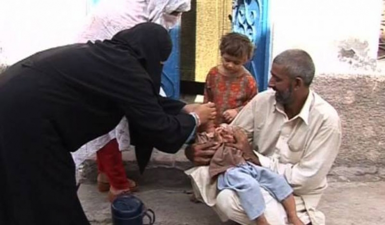 Anti-polio Drive Begins in Khyber Agency