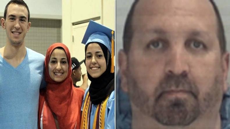 US Gunman Kills Three Young Muslims