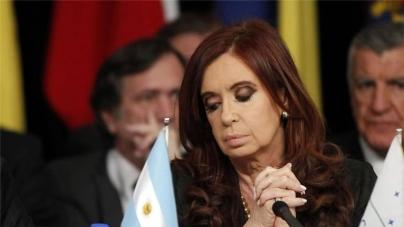 Argentina to Dissolve Intelligence Agency