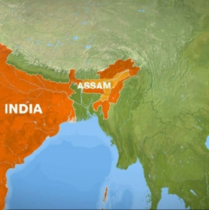Armed Indian Tribal Group Kills Villagers