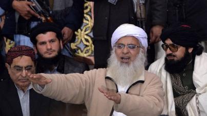 Cornered Maulana Aziz 'pardons' Gen Musharraf