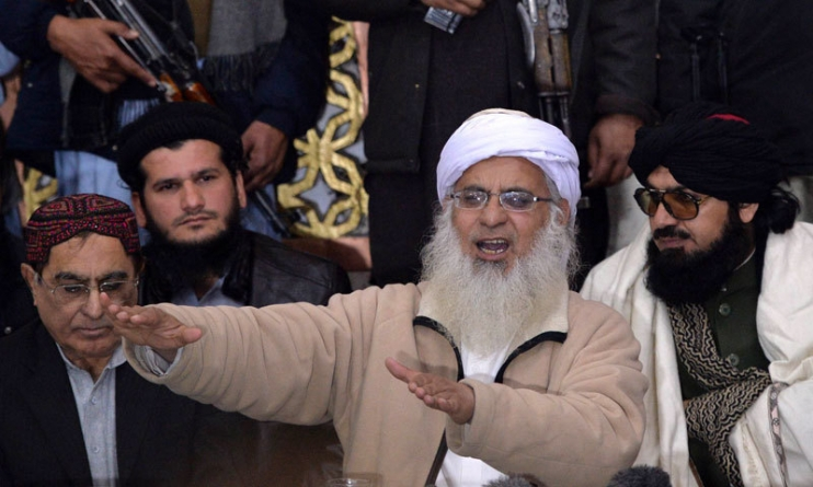Maulana Abdul Aziz Under House Arrest?