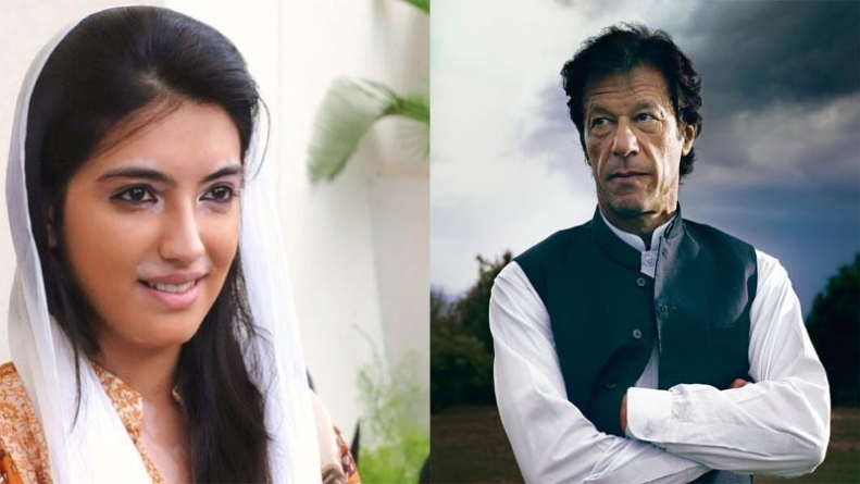 Aseefa Bhutto 'justifies' Imran Khan 16-Vehicle Escort