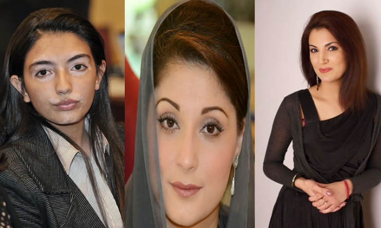 Aseefa invites Maryam, Reham to join anti-Polio Efforts