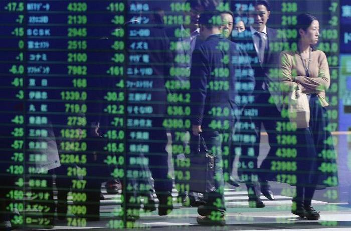 Asian Shares  Dollar