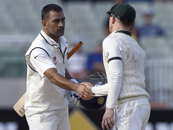 Australia Win India Series After 3rd Test Draw