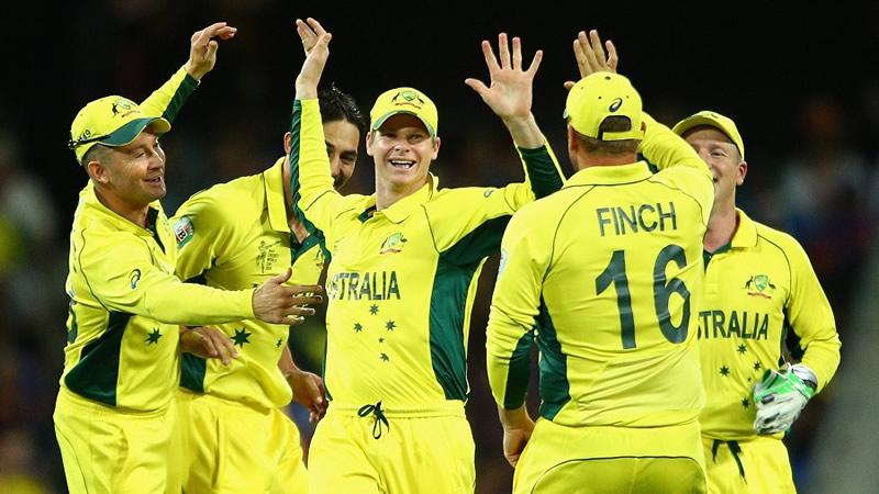 Australia beat India
