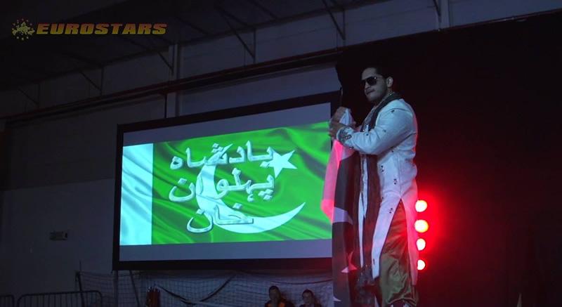 pakistani wrestler baadshah pehalwan khan