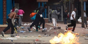 Baltimore Riots: Looting, Fires Engulf City after Freddie Gray's Funeral